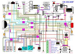 bike wiring diagram honda wiring diagrams instruction