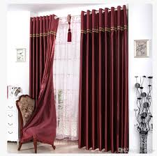 best satin blackout curtain thick shade sunshade blackout cloth