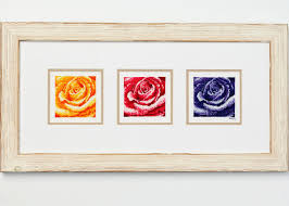 three roses a counted cross stitch design