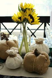 Sunflower Centerpiece A Sunny Thanksgiving Table Frazzled Joy