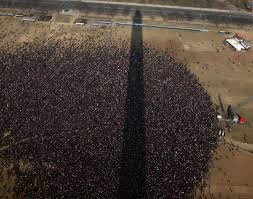 picture of inauguration crowd obama inauguration washington university political review wupr