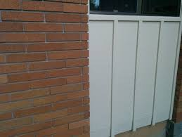 Painting Exterior Brick Wall - paint brick on 70s ranch house