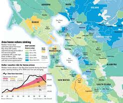 home values hold in few places in bay area sfgate