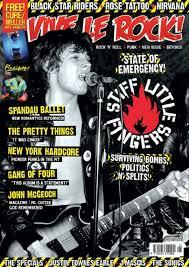 vive le rock issue 25 u2013 stiff little fingers vive le rock magazine