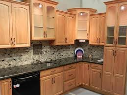 Kitchens With Black Cabinets by Dark Cabinets Dark Countertop Sweet Decoration White Oak Cabis