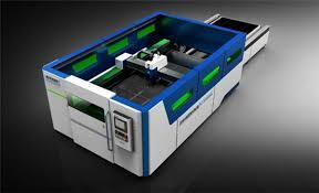 Laser Cutting Table 1kw Ipg 1000w Metal Sheet Fiber Laser Cutting Machine Soho Cutting