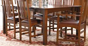 Mission Dining Room Chairs by Fine Design Stickley Dining Table Charming Ideas Stickley Dining