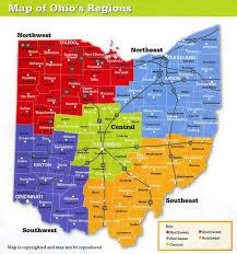 Northeast Map Usa by Columbus County Map Columbus Ohio County Map Ohio Usa