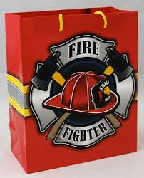 gift packaging for firefighter gifts