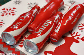 Coca Cola Christmas Ornaments - a coca cola holiday and 2 diy coke bottle christmas ornament