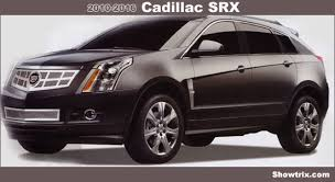 cadillac srx 4 2013 2010 2016 cadillac aftermarket accessories