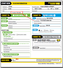 Sevis I 901 Fee Payment By Western Union Quick Pay Instructions Ice Bureau Western Union