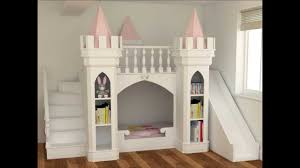 Built In Bedroom Furniture Luxury Princess Castle Bed U0026 Princess Bedroom Furniture Bedroom