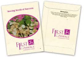 custom seed packets custom printed seed packets promotional seed packets