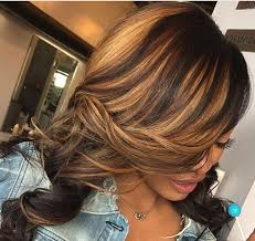 highlights sew ins for thanksgiving sew in hairstyles for