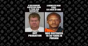 Prison Rape Meme - fact check probation for child rape 50 years in prison for