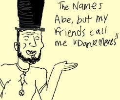 Abraham Lincoln Meme - abraham lincoln on a skateboard