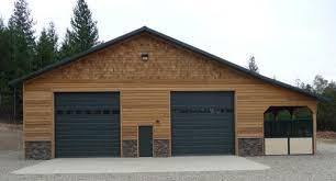 Overhead Barn Doors Garage Door Spokane Shop Pole Barn Building Doors Overhead