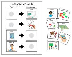 3 reasons i use visual session schedules in speech u0026 more free