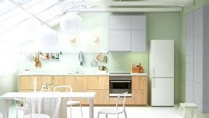 poubelle cuisine verte meuble cache poubelle cuisine cuisine style scandinave meubles