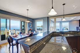 kitchen with brown cabinets luxury kitchen with dark brown cabinets and granite top kitchen