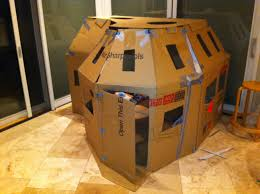 claire creates cardboard playhouse v2 0