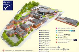 University Of Arkansas Campus Map Newark College Lincoln College