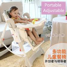 baby high chair that attaches to table portable baby high chair booster seat kid infant baby dining lunch