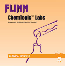 flinn chemtopic labs u2014chemical bonding volume 5