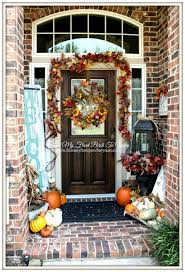 25 best fall front door decor ideas and designs for 2017