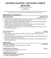 Logistics Coordinator Resume Sample by Gallery Creawizard Com All About Resume Sample