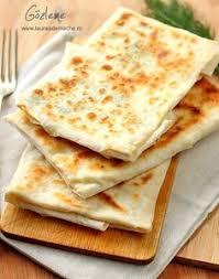 cuisine turc golzeme pastry with cheese cuisine turc