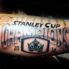 49 hockey tattoos golfian com