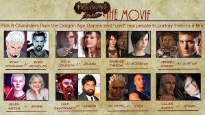 Dragon Age Meme - the dragon age movie meme cast by kylemallory on deviantart