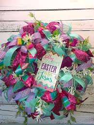 decorative wreaths for the home easter wreath spring wreath easter door wreath easter wreath
