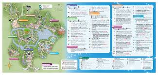 Map Of Walt Disney World by Disney U0027s Animal Kingdom Map 2 Dis Blog