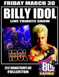 totally 80s cd idol live tribute show totally 80s bar totally 80s bar