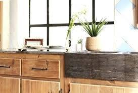 meuble de cuisine en bois massif meuble haut cuisine bois fabulous carello desserte cuisine