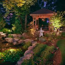 halloween yard lighting 65 philosophic zen garden designs digsdigs