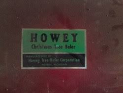 used howey model 214a tree baler