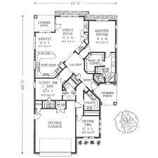 craftsman style house plan 3 beds 2 baths 1852 sq ft plan 310