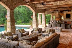 outdoor livingroom new living room with outdoor living spaces design ruchi designs