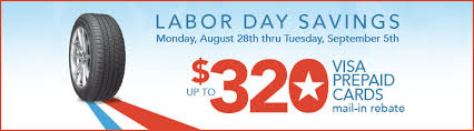 deals on tires and wheels for labor day find promotions