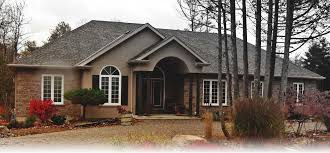 custom design homes high level construction ltd orillia custom new homes custom