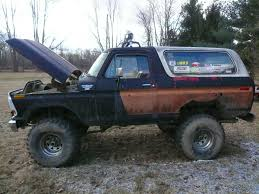 Ford Bronco Lifted Mud Truck - hockeyaddict 1978 ford bronco specs photos modification info at