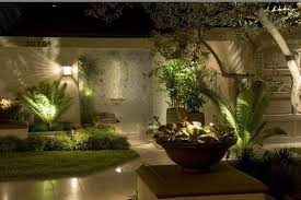Exterior Led Landscape Lighting Aaa Bishop Electric The Woodlands Tx Woodlands Electrician