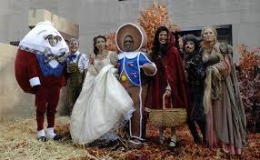 Tina Turner Halloween Costume Matt Lauer Drag Hoda Yoda Relive 20 Halloween