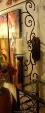 Large Sconces Wall Hurricane Candle Sconces Wall Foter