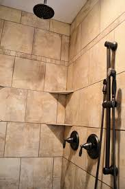 walk in shower cool tiled walkin shower fixtures ak britton