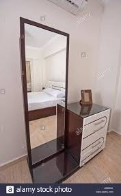 dressing table with mirror interior design decor in luxury